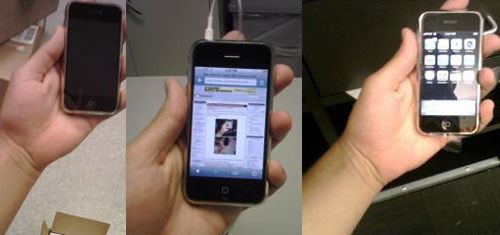 iphone unboxing