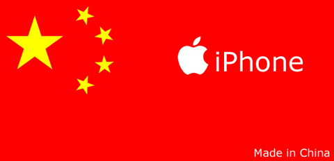 iPhone en China