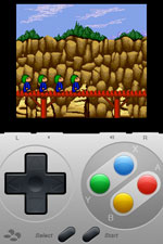 SNES en el iPhone