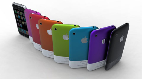 iPhone 3G Chromatic