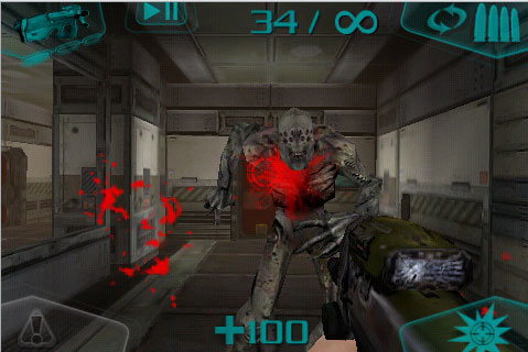 Doom en el iPhone