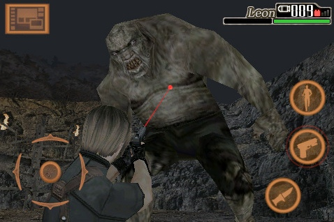 Resident Evil para iPhone