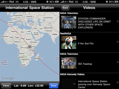 Nasa para iPhone