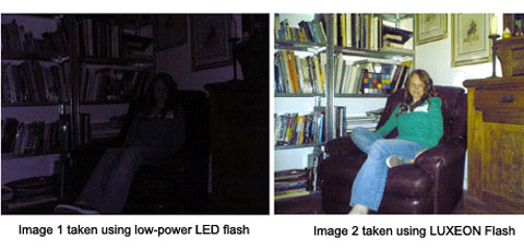 Diferencias entre una foto con flash y otra sin flash