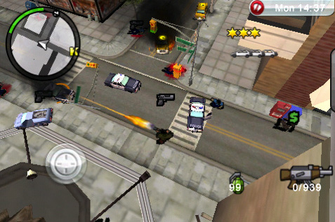 GTA Chinatown Wars para iPhone