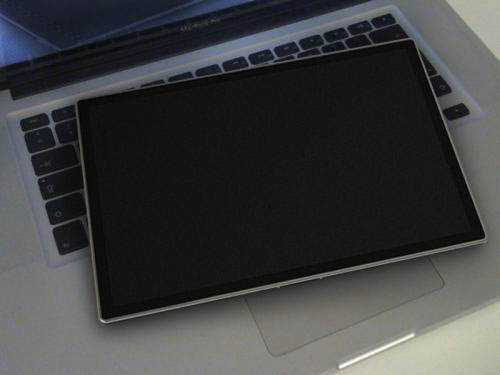 Posible iTablet de Apple