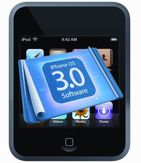 iPod Touch 3.1.3