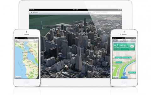 Mapas de Apple