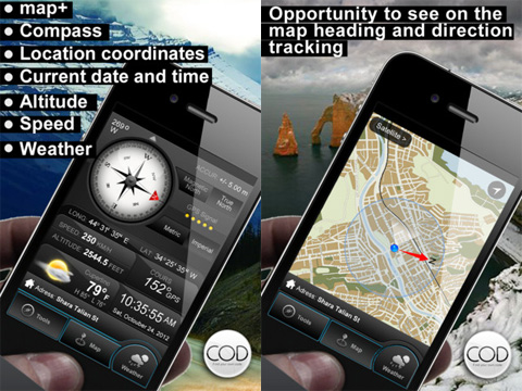 Weather Compass Gps+