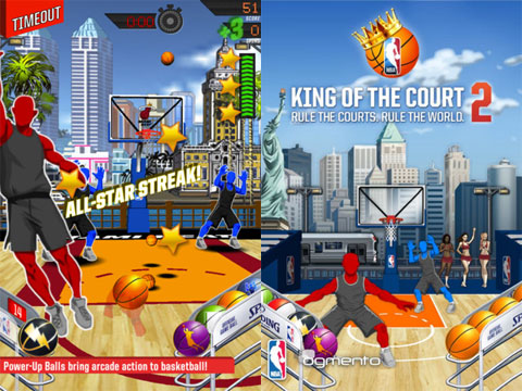 NBA: King of the Court 2