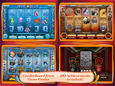 16-IN-1 VIADEN CRAZY PACK SLOTS