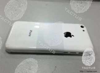 Posible carcasa del posible iPhone de bajo coste