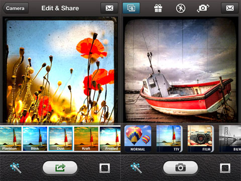 Reflex - Vintage Camera and Photo Editor