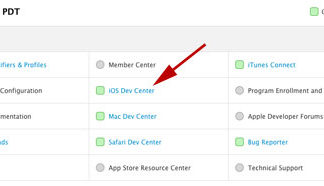 El iOS Dev Center vuelve a estar disponible