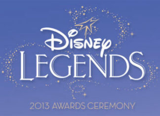 Disney Leyends Awards 2013