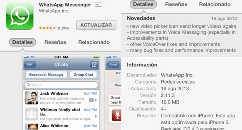 Whatsapp 2.11.3