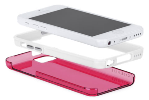 Funda del supuesto iPhone 5C