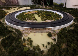 Futuras oficinas de Apple