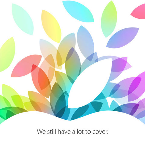 Nuevo evento de Apple: We still have a lot to cover