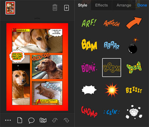 Halftone 2 - Comic Book Creator