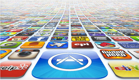 Montones de Apps