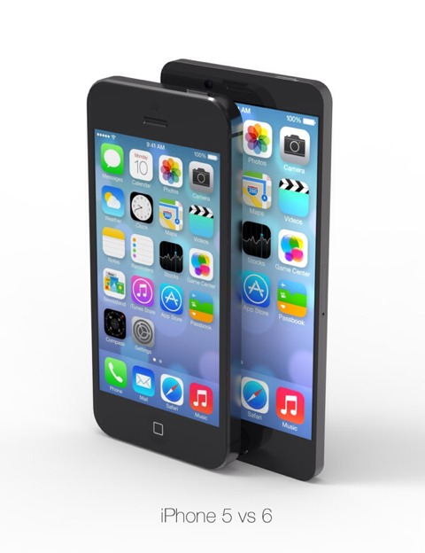iPhone 6 (concepto de diseño)