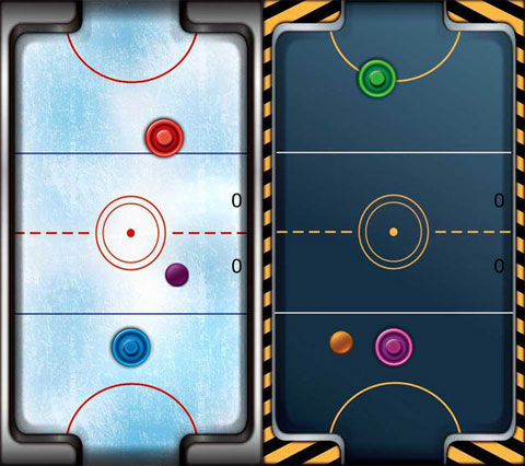 Air Hockey 2020