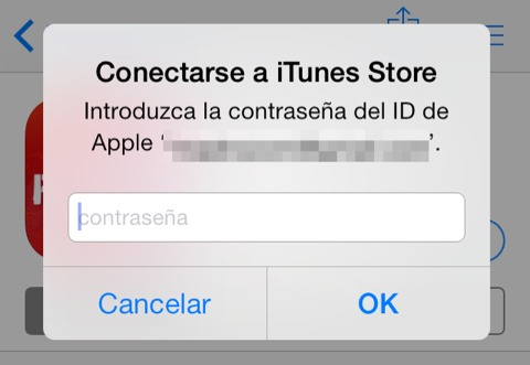 Login de Apple ID