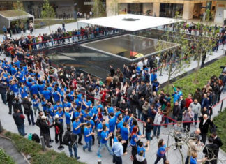 Apple Store en Estambul