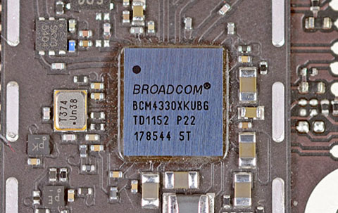 Chip Bluetooth de Broadcom