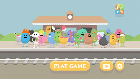 Dumb ways to die, the game