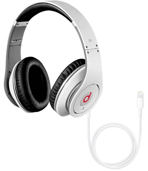 Auriculares Beats y Lightning