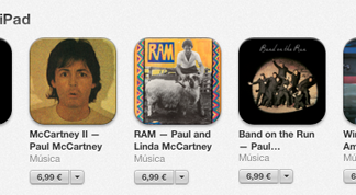Apps de Paul McCartney en la App Store