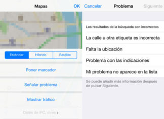Bugs en el iPhone