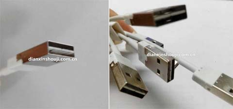 Supuesto cable del iPhone 6