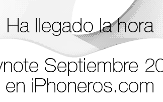 Ha llegado la hora de la Keynote de Apple