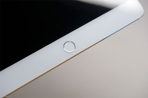 Botón Home con Touch ID en el iPad Air 2