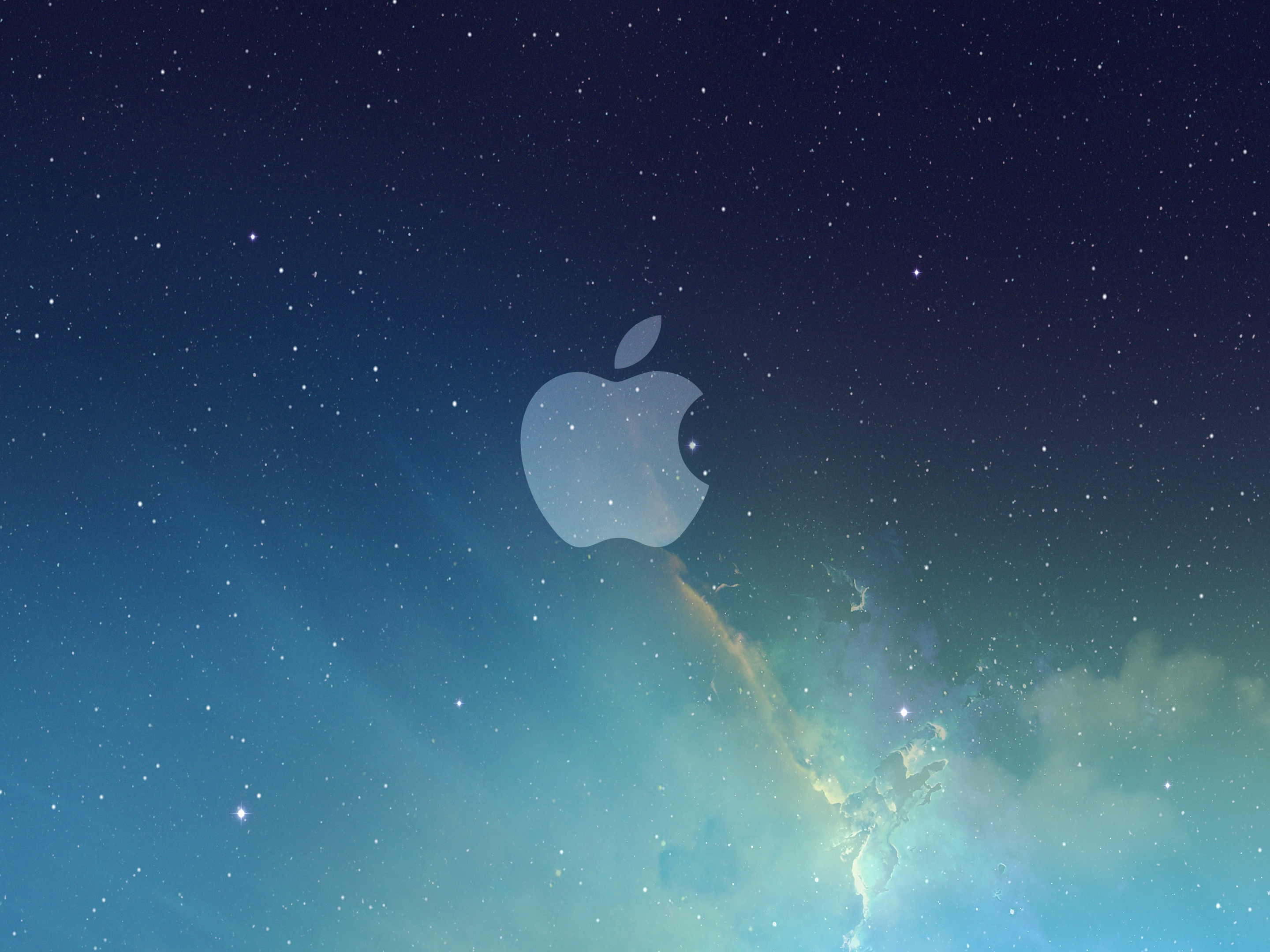 370 Wallpapers Para Iphone: Fondo De Pantalla Semanal: Estrellas Con El Logo De Apple