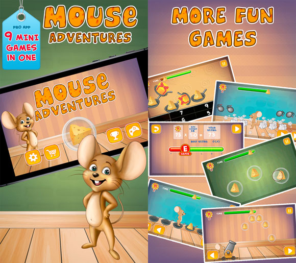 Mouse Adventures