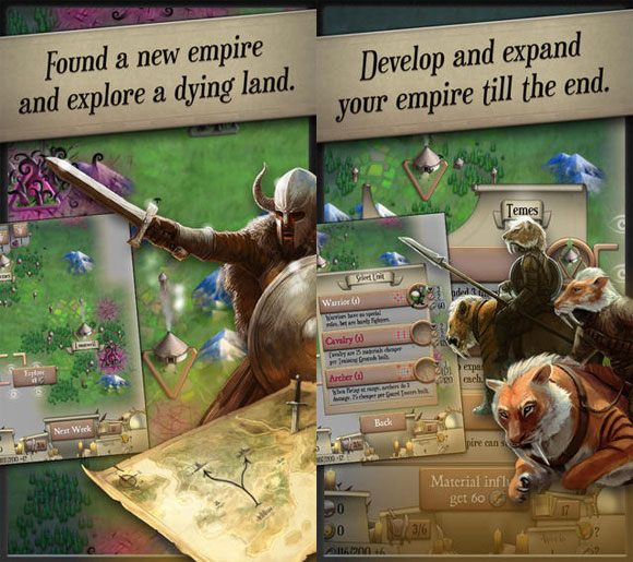 EMPIRE: The Deck Building Strategy Game