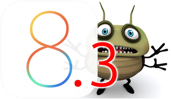 iOS 3 beta y los bugs