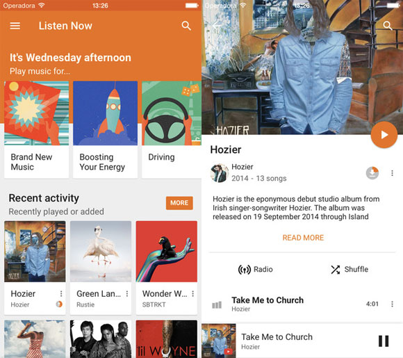 how to add itunes music to google play music