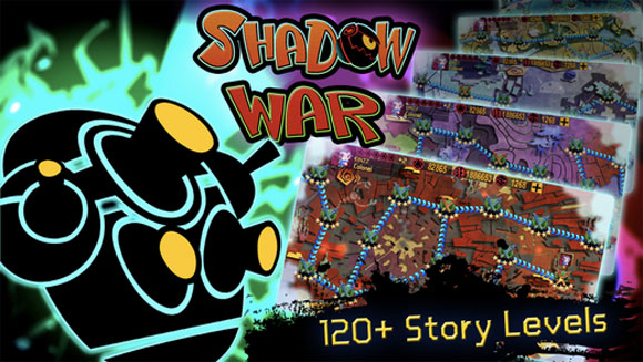 Shadow War: Steam Conflict