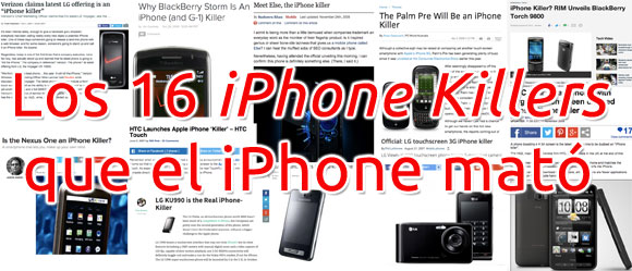16 iPhone Killers