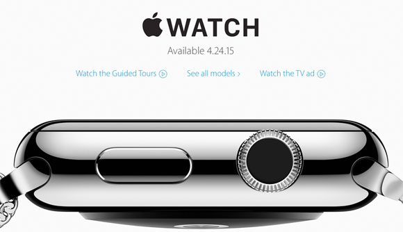 Reservas del Apple Watch