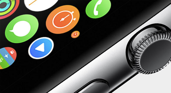 Digital Crown del Apple Watch
