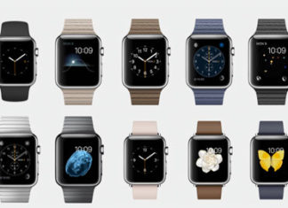 Faces del Apple Watch
