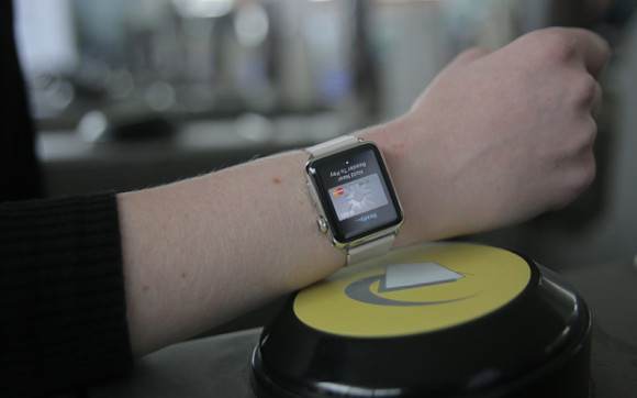 El Apple Watch como Oyster Card