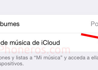 iCloud Music Library