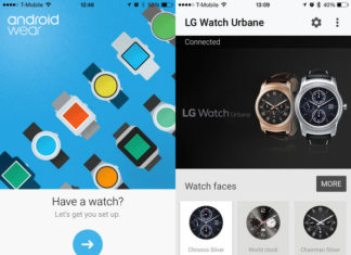 App de Android Wear